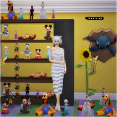 Decoratives Disney Vol 5 items) at Jenni Sims via Sims 4 Updates Check more… Sims Mods, Sims 4 Game Mods, Sims 4 Controls, Sims 4 Cc Kids Clothing, Sims 4 Clutter, Disney With A Toddler, Sims 4 Toddler, Play Sims, Sims 4 Cc Furniture
