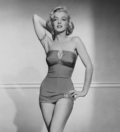 Sexy pics of young Marilyn Monroe, one of the most beautiful women of all time. The epitome of a bottle-blonde bombshell, Monroe was a pin-up model and acclaimed star of films like Gentleman Prefer Blondes and Some Like It Hot, a role for which she won a Golden Globe. In 1953, Monroe was named Swee...
