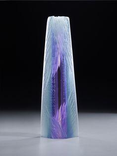 ALEX BERNSTEIN | Glass Sculpture by Alex Gabriel Bernstein | Schantz Galleries