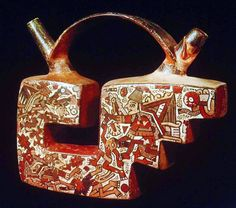 Nazca ceramics | Cerámica Precolombina, Perú