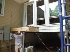 Learn about our business at deckerhomerepairs.com