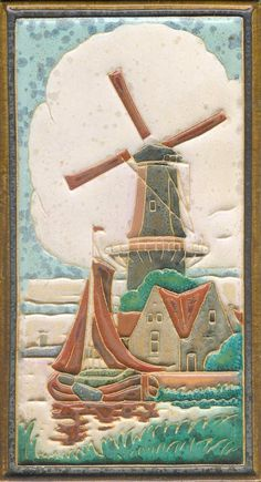Delft Pottery & China Porceleyne Fles Delft Tile Zierikzee