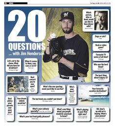 20 Questions with Jim Henderson