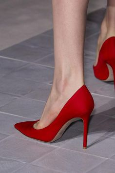 Valentino 2013--Valentine's 2013? :)  My Nana wore red heels well into her 80's and Rocked Them!  Go Nana!