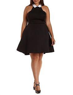 e5376a0e2f23c Plus Size Dresses for Women  White