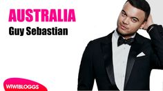 It's a boy! Guy Sebastian will sing for Australia at Eurovision 2015