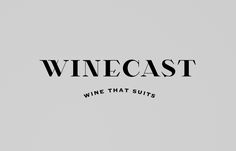 Winecast designed by Anagrama