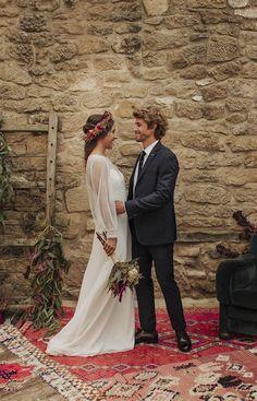 Elopement invernal Bridesmaid Dresses, Wedding Dresses, Vineyard Wedding, Lace Wedding, Weddings, Party, Fashion, Wedding Dress Lace, Events