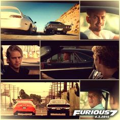 #Furious7   #ForPaul  #SeeYouAgain