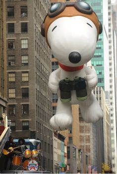 Snoopy - Macy's Thanksgiving Day Parade