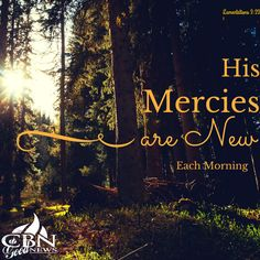 God is merciful and despite the things of yesterday, you have a brand new start, new hope and new strategy.