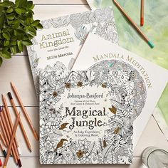 Up to 40% off at BN.com: select Coloring Books for Everyone! Use the link in our bio to save big and bring your vivid color into your world!  #Coloring #ColoringBooks #MillieMarotta #ColoredPencils #Drawing #JohannaBasford #ArtUnwind #Relaxation #Pencils #Art #Color #ColoringBook #AdultColoringBook #Chill #DoWeEvenHaveChill #YesWeDoThanksToTheseColoringBooks #Mandala #Mandalas #AnimalKingdom #MagicalJungle #MondayMotivation