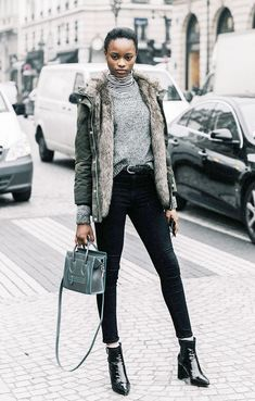 1600656ff6f Our Favorite New Ways to Wear Ankle Boots With Skinny Jeans