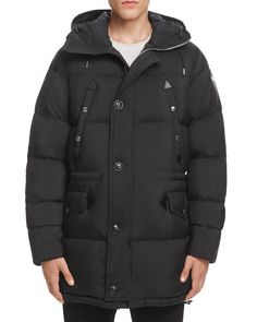 Burberry Hartson Quilted Down Parka Men - Bloomingdale's Down Parka, Burberry Men, Parka Men, Shop Now, Winter Jackets, Mens Fashion, Coat, Long Sleeve, Sleeves