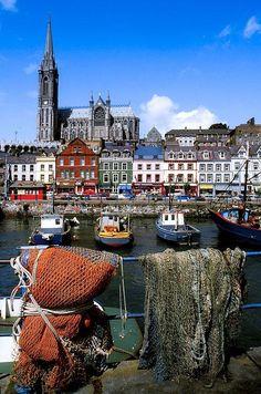 In Cork, Ireland.