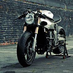 Kawasaki Motorcycle : Photo