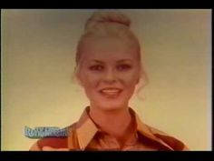 1970 Max Factor Pure Magic Lip Gloss Commercial with Cheryl Ladd