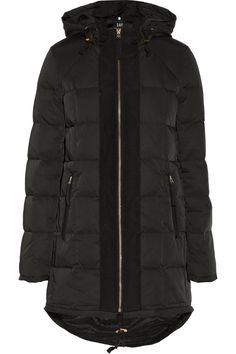 DAY Birger et Mikkelsen | Day Outing quilted down coat | NET-A-PORTER.COM