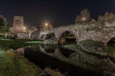 Past Times - Medieval Bridge, Near Tudor Street, Exeter, Devon, UK.  EX4 3DW