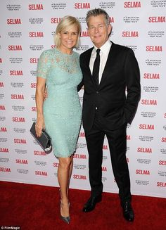 'I have lost the ability to read or write': Yolanda Foster reveals her battle with Lyme disease is far from over... Yolanda Foster, wife of David Foster, is on Bravo/Housewives. Her support system: The former model thanked her family for supporting her through her struggles - here Yolanda is pictured with her husband David Foster in December in Goleta