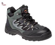 Orden de venta Dickies Shoes Sicherheitsschuhe Storm Hiker Boot Black-38 Outlet para la venta 57JH4Q