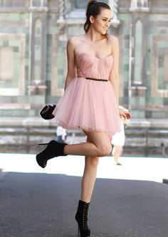 MODERN BALLERINA (by Andy T.) http://lookbook.nu/look/3652365-MODERN-BALLERINA