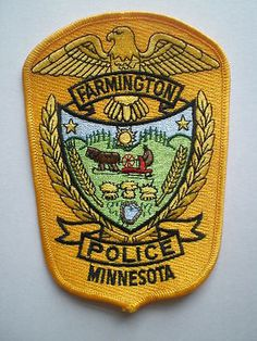 Mn minnesota #farmington #police #patch,  View more on the LINK: 	http://www.zeppy.io/product/gb/2/371478254228/