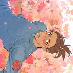 Holy cow, I'm madly in love with him. I'm terrible. I love you Iruka.