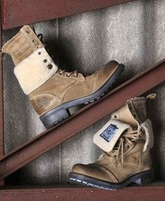 Super Dry Boot Hiking Boot tan Boots