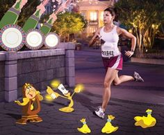 Overview of runDisney Events at Disney World