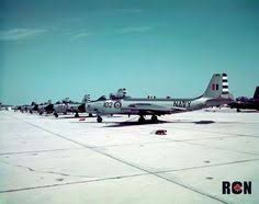 McDonnell Banshees / Royal Canadian Navy (RCN), Canada 🇨🇦- in line at Boca Chica Field, Key West, Florida. Royal Canadian Navy, Canadian Army, Canadian History, Military Jets, Military Aircraft, Navy Aircraft Carrier, Military Equipment, Military History, Armed Forces