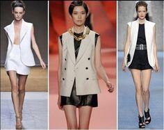 Maxi colete deixa qualquer look cheio de estilo! #fashion #moda #estilo #style