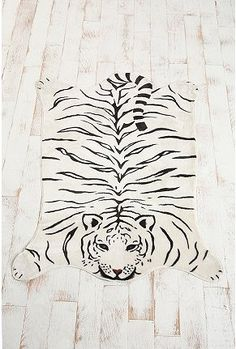 shop tiger rug at urban outfitters today