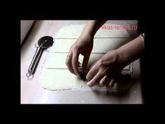 Кольцевой пирог с вишней - YouTube