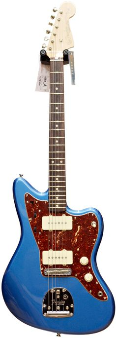 Fender Custom Shop Jazzmaster NOS Lake Placid Blue