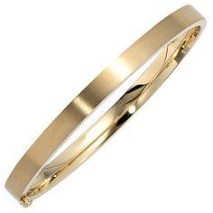SIGO Armreif Armband oval 333 Gold Gelbgold mattiert Goldarmreif Steckverschluss Jetzt bestellen unter: https://mode.ladendirekt.de/damen/schmuck/armbaender/goldarmbaender/?uid=47660043-e0a0-5b75-a97a-bd49aea8ba6f&utm_source=pinterest&utm_medium=pin&utm_campaign=boards #schmuck #goldarmbaender #armbaender #damen Bild Quelle: goettgen.de
