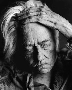 ***PORTRAITS OF PEOPLE SUFFERING FROM ALZHEIMER'S DISEASE*** by Alex ten Napel
