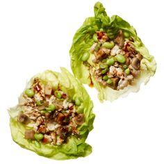 Asian Turkey Lettuce Cups http://www.womenshealthmag.com/weight-loss/healthy-dinner-recipes?slide=18