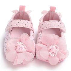 Raise Young Cotton Fabric Baby Girl Shoes Polka Dot Flower Newborn Girl Princess Shoes Infant Toddler Girl First Walkers Toddler Girl Shoes, Baby Girl Shoes, Girls Shoes, Baby Girls, Polka Dot Shoes, Polka Dots, Summer Sneakers, Princess Shoes, First Walkers