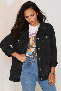 Joey Denim Jacket | Shop Clothes at Nasty Gal!