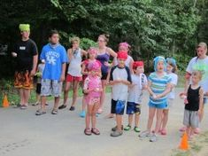 Amazing Race for Kids - could be a fun teamwork activity!