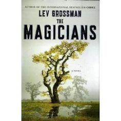 The Magicians by Lev Grossman. I'm reading this right now and really enjoying it. NPR recommended it for grown-ups who miss Harry Potter. MUCH darker, but really interesting!