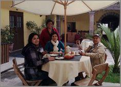 amigos peruanos