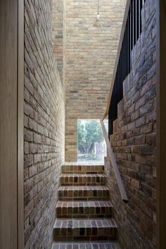 Semi Detached - Picture gallery #architecture #interiordesign #staircases #bricks