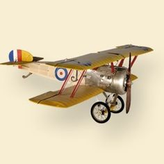 Sopwith Camel Model Airplane | A Simpler Time $250