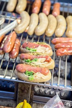 sausage and rice sausage | Taiwanese street food