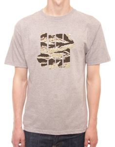 1f8a585c3a1fc Buy 5 Strike Camo Tee - Grey Heather by Undefeated from our Clothing range  - Greys -   fatbuddhastore