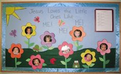 Christian bulletin board ideas