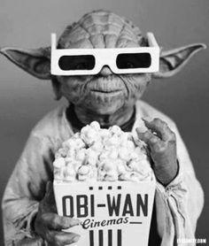 Image result for star wars gif popcorn