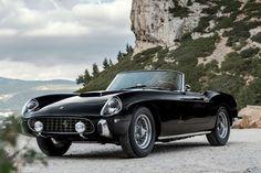 1958 Ferrari 250 GT Cabriolet